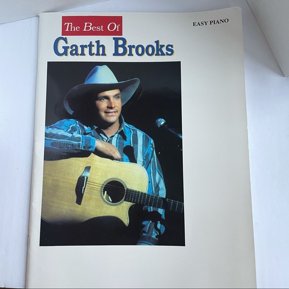The Best of Garth Brooks Easy Piano Sheet Music